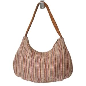 Fossil | Vintage Woven Multi-Colored Shoulder Bag